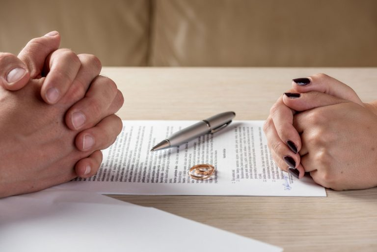 Spouse Gets Nothing in the Divorce